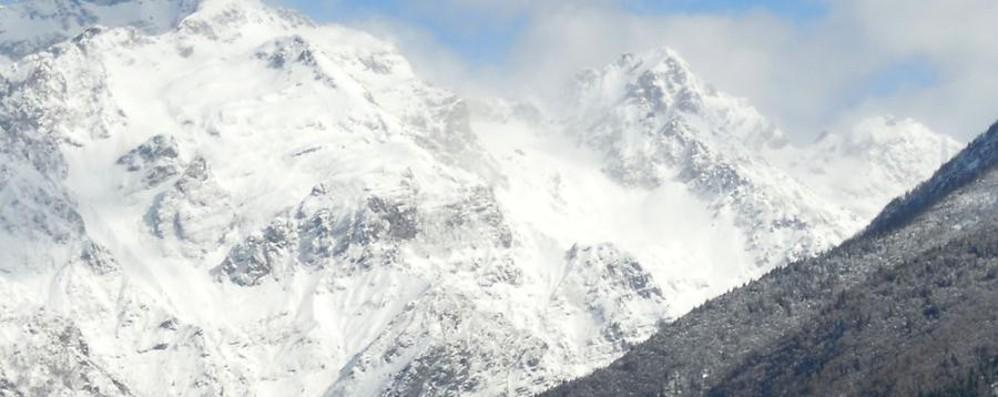Rischio neve sulle Prealpi orobiche Allerta meteo, è tornato il freddo