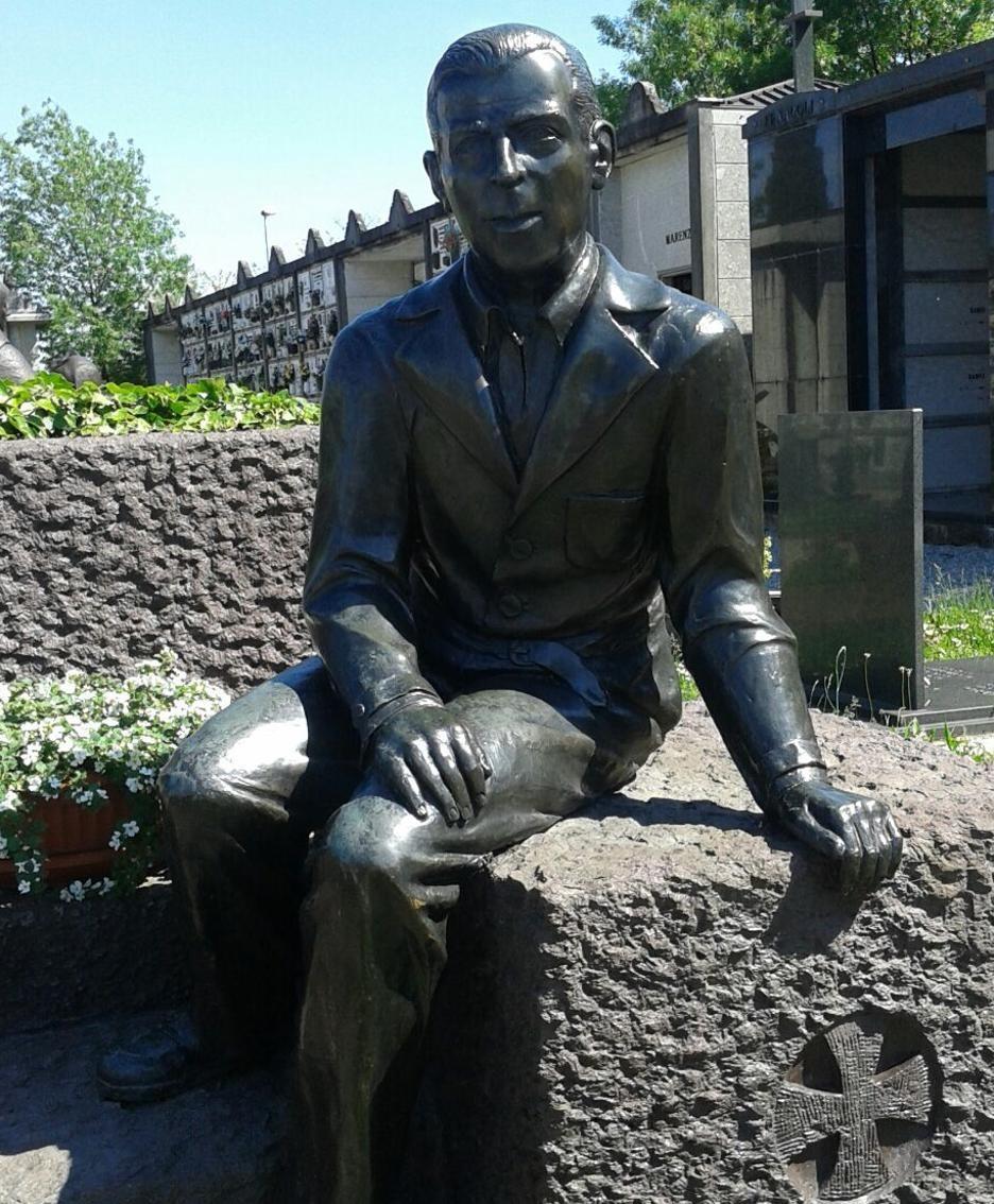 La statua rubata