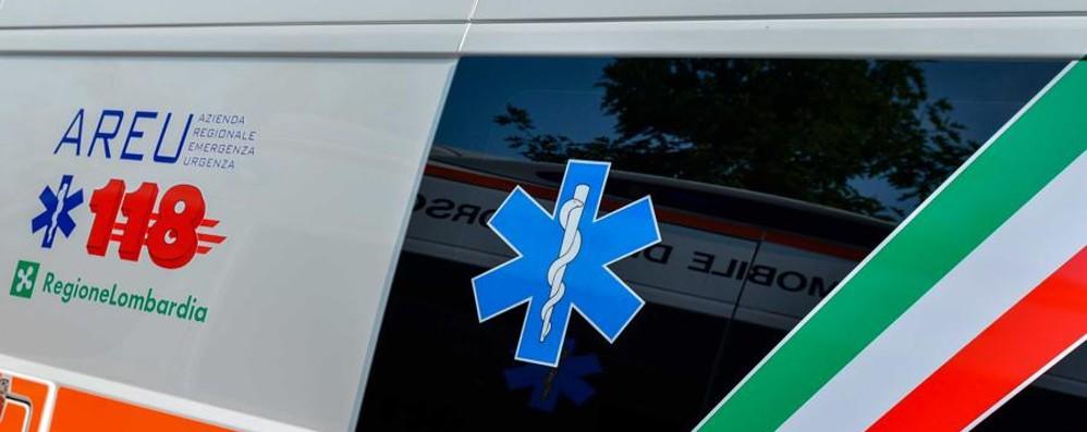 Ubriaco provoca incidente a catena Seriate, l'automobilista ha 22 anni
