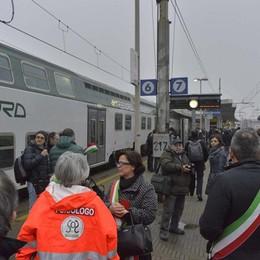 Un viaggio lungo la Treviglio-Milano Minuto di silenzio, per non dimenticare