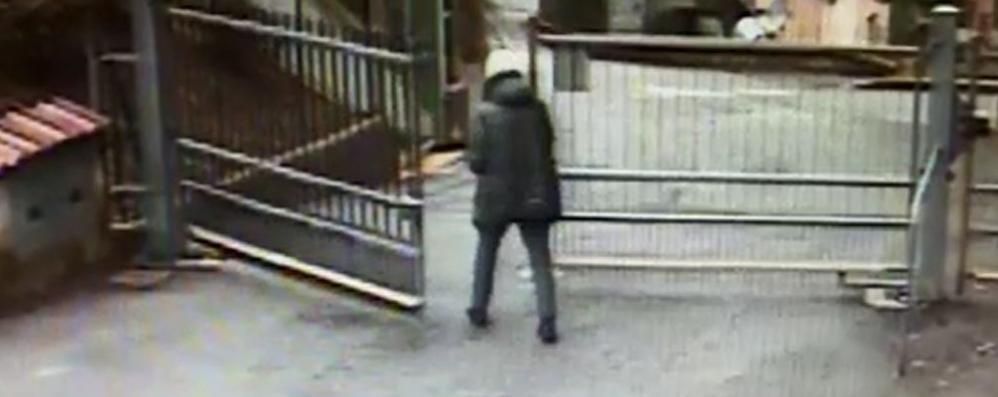 Anziana scomparsa, ricerche senza esito Clusone, c'è il video dell'allontanamento