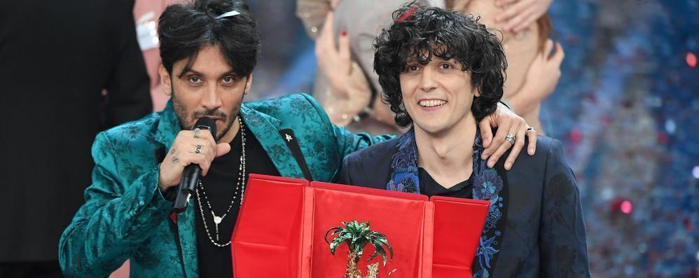 Meta e Moro vincono  Sanremo Dall'accusa di plagio al trionfo finale