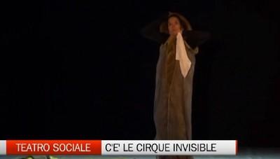 Stagione di Prosa al Teatro Sociale  La magia di «Le Cirque Invisible»