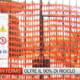 Berzo San Fermo, comune più riciclone. Ma le tasse restano uguali.