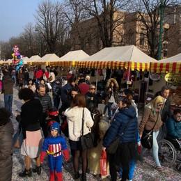 Carnevale a Bergamo Un affare da 35 milioni di euro