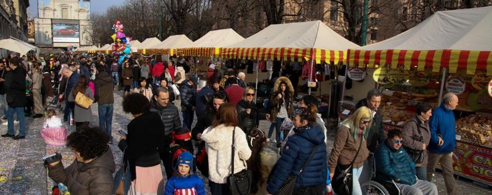 Carnevale A Bergamo Un Affare Da 35 Milioni Di Euro Bergamo Città