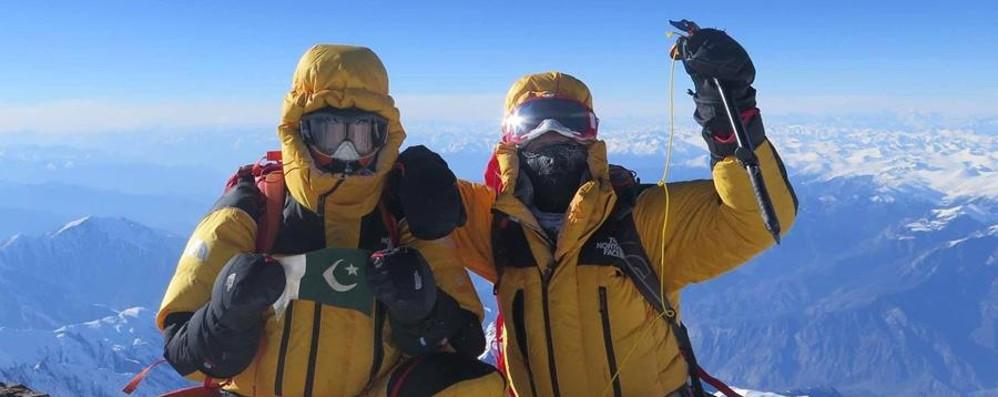Dallo Shisha Pangma al Pik Pobeda Simone Moro nella storia dell'alpinismo