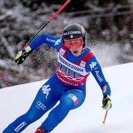 Troppo vento sulla pista olimpica Cancellato il gigante con Sofia Goggia