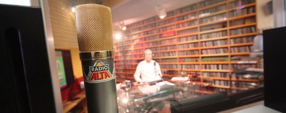 L'iniziativa per il World Radio Day  Radio Alta e Bergamo Tv, 12 ore di diretta