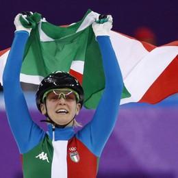 Olimpiadi, è un'Italia d'oro e d'argento La gioia di Arianna Fontana e di Pellegrino