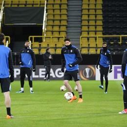 Atalanta, appuntamento con la storia Stasera tutti col cuore a Dortmund