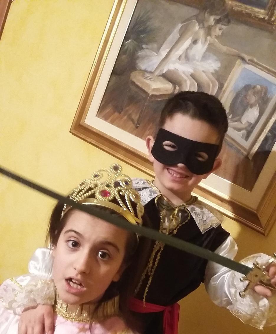Letizia e Andrea