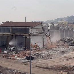 Ex Ote, demoliti gli ultimi edifici Ma è incognita sui tempi di costruzione
