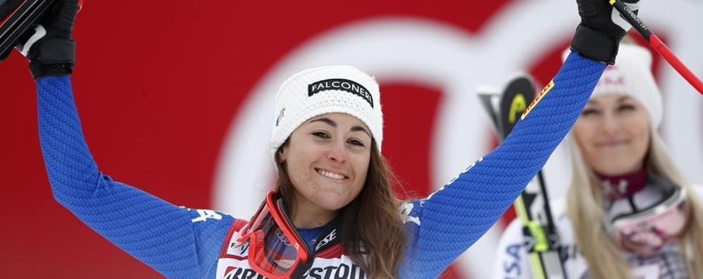 Olimpiadi, è il turno della Goggia pronta per il Gigante di sci