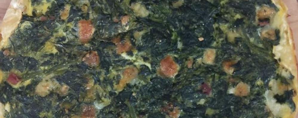 Torta salata agli spinaci Un classico facile e veloce