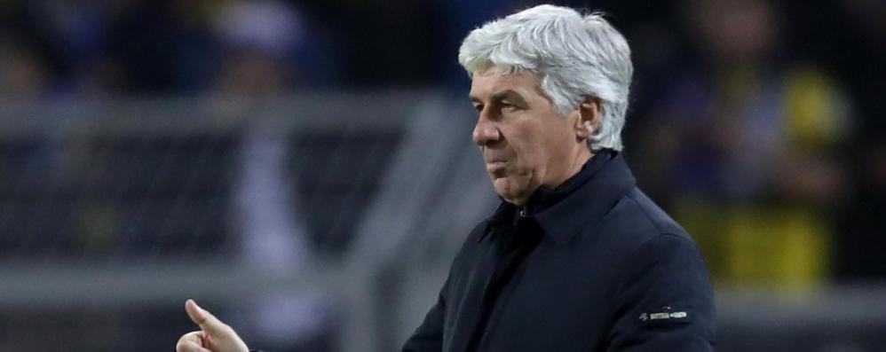 Gasperini: siamo ancora vivi «Chapeau alla mia squadra»