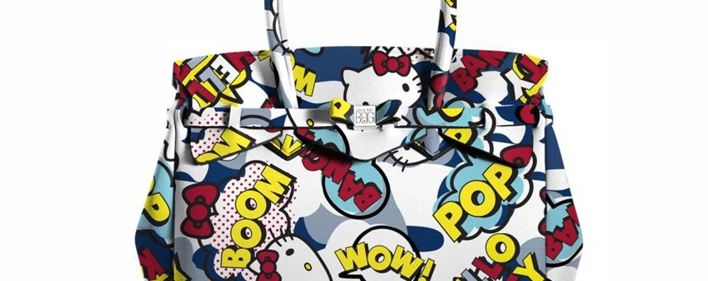 f081448714 Hello Kitty sulle borse bergamasche Save My Bag