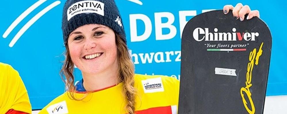 Olimpiadi, la notte dello snowboard Michela per il podio, Sofia per la gloria