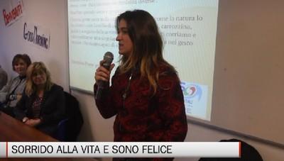 Martina Caironi parla ai ragazzi del Mamoli