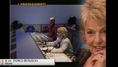 Enrico Beruschi ricorda l'amica Silvia Arzuffi
