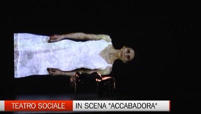 Il bestseller della Murgia a teatro Al Sociale c'è  «Accabadora»