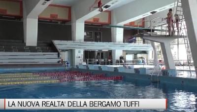La nuova realtà della Bergamo Tuffi