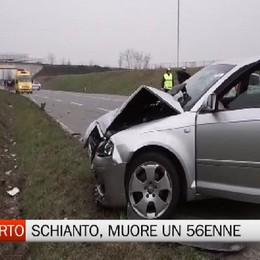 Brusaporto, incidente mortale