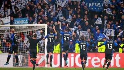 Il fortino dell'Atalanta attende il Borussia
