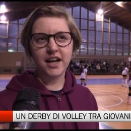 Csi - A Stezzano un derby per il volley