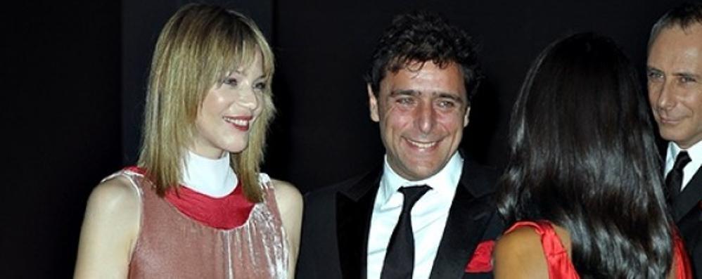 Gaia Trussardi e Adriano Giannini Nuova coppia nel mondo della moda
