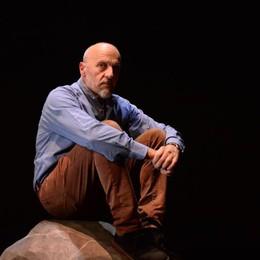 Marco Paolini e Vittorio Sgarbi A teatro fantascienza e... Michelangelo
