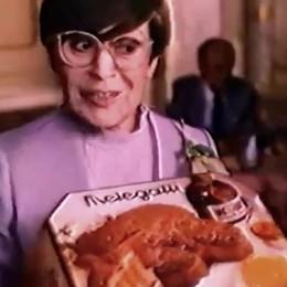 Melegatti, a rischio le colombe Vi ricordate gli spot con Franca Valeri?