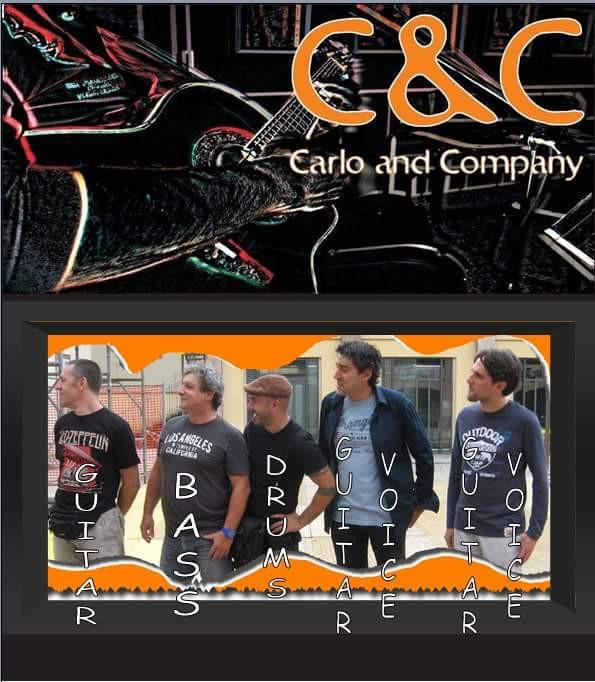 LA CARLO&COMPANY BAND @BRÖL DRINK&FOOD