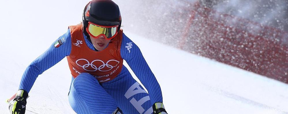 Olimpiadi, è la notte di Sofia Goggia «Ma è la Vonn  la grande favorita»