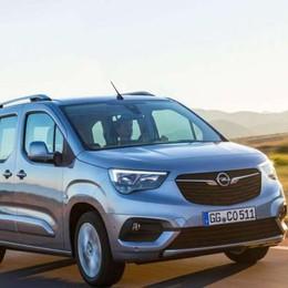 Opel Combo Life per tutta la famiglia