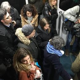 Rinviato lo sciopero dei treni di venerdì 23 Pioltello, disagi sulla linea della tragedia