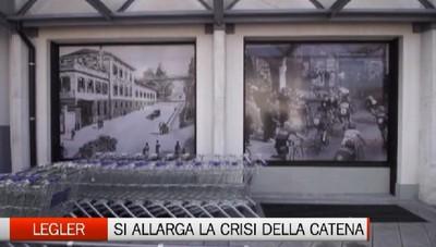 Si allarga la crisi Legler. La catena di supermercati annuncia nuove chiusure ed esuberi