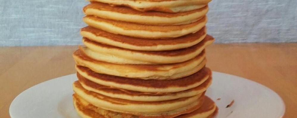 A tavola con i pancake