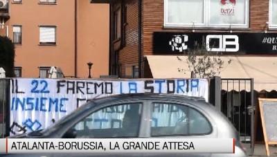 Atalanta-Borussia, la grande attesa