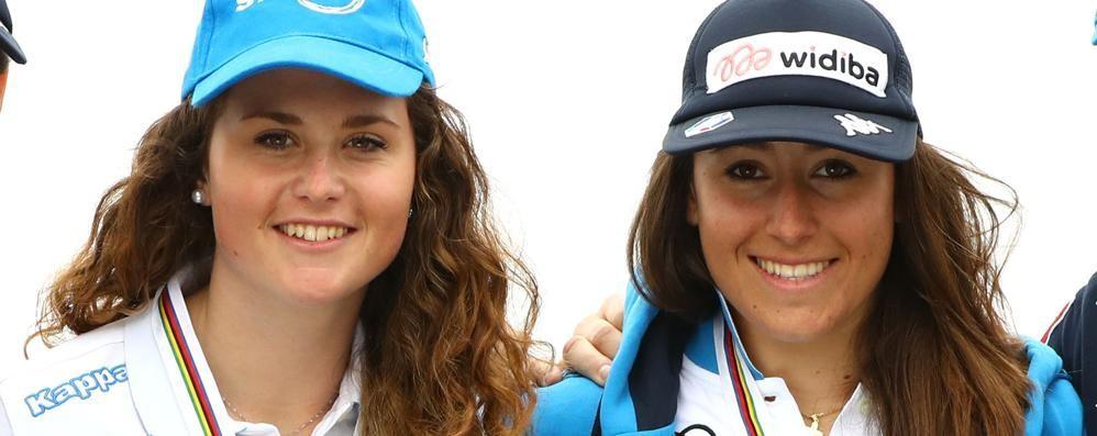 Due ori olimpici in sei chilometri «Bergamo? Chiamatela città dei sogni»