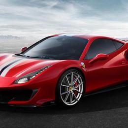 Le prime foto della Ferrari 488 Pista Debutterà a marzo al Salone di Ginevra