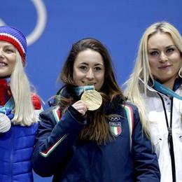 «Mammaaa, ho vinto l'Olimpiade» Un tappo di bottiglia e i tanti aneddoti