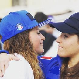 Michela e Sofia, amiche d'oro Su Facebook i complimenti