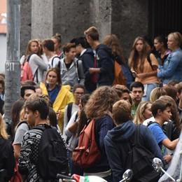 Scuole superiori, boom del Lussana Nuovi iscritti: le classifiche degli istituti