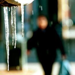 Siberian Express sulla Bergamasca Arrivano il gelo e il vento Burian