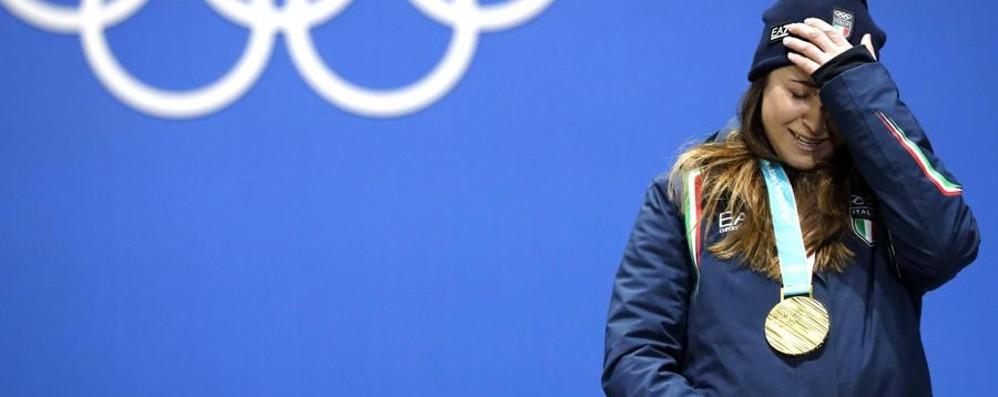 Sofia Goggia nella storia - Le foto più belle Oro nella discesa libera - Tutti i video