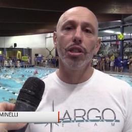 Csi - Numeri da record per il nuoto