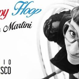 Happy Hoop  con Silvia Martini