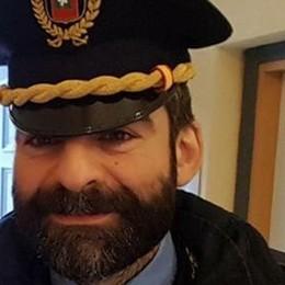 Il capo della polizia di Treviolo derubato «Auto svuotata in centro a Bergamo»