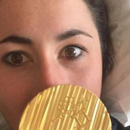 Sofia, il giorno dopo l'oro olimpico «Con la seggiovia sui monti: ho pianto»